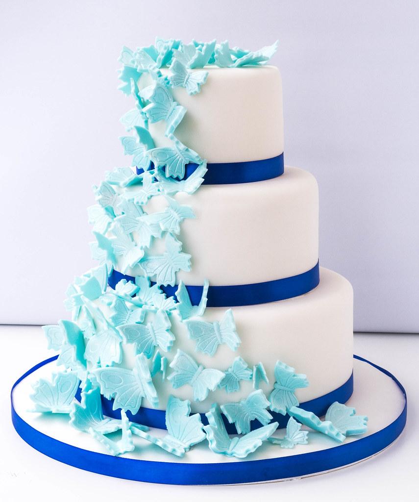 Baking And Decorating Vanilla Cake Timeline