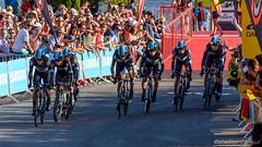 Chris Froome, Team Sky (Esteban Lamas) Tags: balneariodelaias ciclismo vueltaaespaa ourense contrarreloj equipos 2016 chris froome team sky