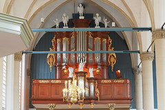 Orgel Broederkerk, Kampen (Gerrit Veldman) Tags: orgel kerk organ church orgelkas organcase kerkinterieur churchinterior architecture architectuur kampen overijssel organpipes orgelpijpen