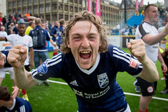 Homeless World Cup 2016 (Homeless World Cup Official) Tags: hwc2016 homelessworldcup aballcanchangetheworld thisgameisreal streetsoccer glasgow soccer scotland england respect celebration