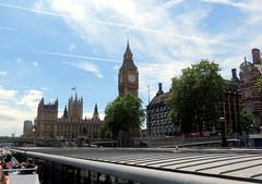 01 | Westminster Gas Works (Mark & Naomi Iliff) Tags: london river thames housesofparliament parliament bigben elizabethtower portcullishouse unionflag unionjack