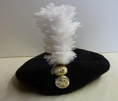 """Royal Welch Fusiliers  """"The Backflash"""" (martyboy2 of Britain) Tags: royal welch fusiliers british army beret white hackle"""