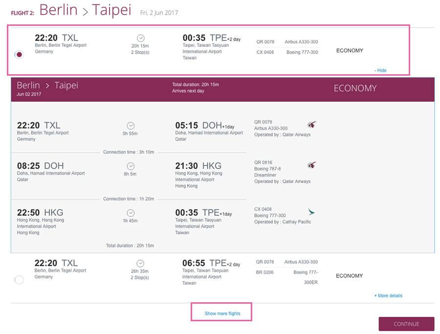 2016.08.29 ▐ 看我歐行腿 ▐ 卡達航空歐洲航線 18