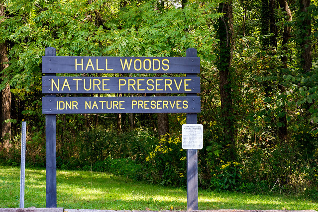 Hall Woods Preserve - September 21, 2016