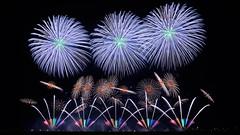 Akagawa Fireworks Display (peaceful-jp-scenery) Tags: fireworks display summer festival yamagata akagawa tsuruoka        sony 7r a7r ilce7r amount sal1635z variosonnart1635mmf28zassm carlzeiss laea4