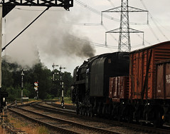 GCR 49577cr (kgvuk) Tags: gcr greatcentralrailway trains railways locomotive steamlocomotive 9f 2100 92212 92178 swithlandsidings
