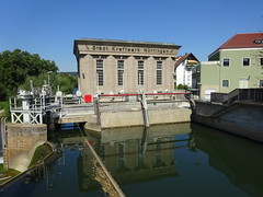 Nrtingen - hydroelectric power station (Mc Steff) Tags: nrtingen hydroelectricpowerstation hydroelectric power station kraftwerk wasserkraftwerk