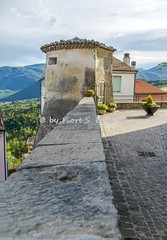 Fornelli (IS), 2016, Le mura e le torri angioine.. (Fiore S. Barbato) Tags: italy molise fornelli mura torre torri cinta muraria angioina angioine