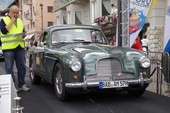 Aston Martin DB 2/4 MK II (osti_andrea) Tags: bad am57h badam57h bertone superleggera turing coup coppa doro delle dolomiti cortina dampezzo aci asi storico auto car gara race classic history historical