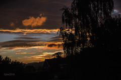 As The Sun Sets Over Shropshire (John R Woodward Photography) Tags: shropshire sky skyclouds silhouettes sunset nature night nighttime england evening canon canondslr canonllenses canon6d canon6dwithllenses canoneos llenses johnrwoodwardphotography jrw