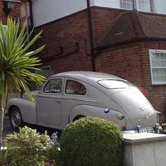 (uk_senator) Tags: 1957 volvo pv544 pv beige