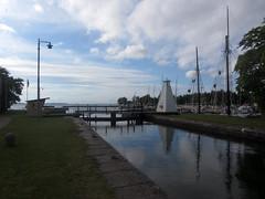 (helena.e) Tags: helenae sjtorp vnern gtakanal semester vacation lga husbil motorhome water