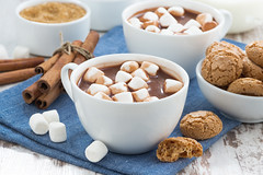cocoa with marshmallows and almond cookies (cook_inspire) Tags: cocoa chocolate marshmallow beverage drink dessert sweet food cookie pastry background brown sugar aroma spice celebrate celebration aromatic xmas gourmet traditional almond biscuit tasty cinnamon taste confectionery winter hot closeup warm nutrition branch eating milk delicious white holiday cup festive christmas mug scented wooden