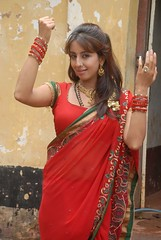 South Actress SANJJANAA Photos Set-6-Mahanadi Clips (8)