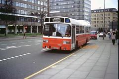 Oldham Community Transport WBN 483T (SelmerOrSelnec) Tags: oldhamcommunitytransport leylandnational wbn483t manchester portlandstreet lut gmt gmbuses bus