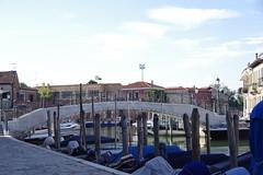Ponte de le Terese, Murano (Svein K. Bertheussen) Tags: venice venezia murano italy italia bro bridge pontedeleterese channel kanal boats bter