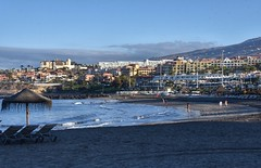 8.00am (Nige H (Thanks for 6.5m views)) Tags: beach nature landscape sea waves playafanabe resort costaadeje morning tenerife holiday