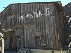 Livery Stable (carnahanclass) Tags: stable universalstudios wildwest