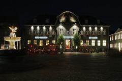 Marktplatz bei Nacht, Goslar (herbert@plagge) Tags: altstadt marktplatz goslar architektur stadt unescoweltkulturerbe deutschland germany historiccity marketsquare unescoworldheritagesite architecture