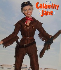 Doris Day doll (swipernooswiping) Tags: barbie musical 1950s calamityjane dorisday broadwaymusical fashionroyalty matteldoll celebritydoll dorisdaydoll