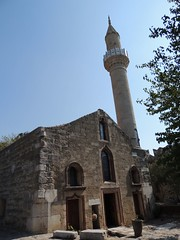 Chapel, Castle of St. Peter, Bodrum (Anita363) Tags: building castle stone minaret chapel mausoleum ottoman crusader bodrum castleofstpeter geotagmanual