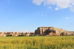 Caineville, Utah (MortAuPat) Tags: road trip red usa utah unitedstates desert roadtrip ontheroad rocs amerique archenationalpark usa2012 archeland