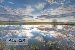 cloudscape_morning reflexion (ElisaSKY) Tags: cloudscape