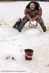 """Fishing through the ice <a style=""""margin-left:10px; font-size:0.8em;"""" href=""""http://www.flickr.com/photos/24828582@N00/8310519155/"""" target=""""_blank"""">@flickr</a>"""