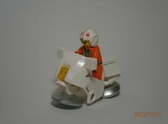 Futuristic Motorcycle (Razvy_cluj_ro) Tags: flying lego future motorcycle futuristic moc