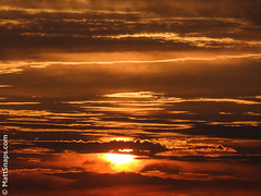 Sunset (MattSnapsPhotography) Tags: sunset orange sun night landscape view