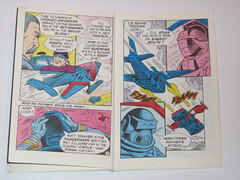 m.a.s.k mini comic 3 assault on boulder hill kenner 6 (tjparkside) Tags: comic mask kenner minicomic