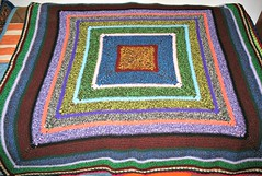 (yake65) Tags: lana colours crafts crochet colores blanket manta labores