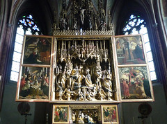 Michael Pacher, Sankt Wolfgang Altarpiece fully open