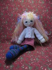 A&CDollTwo11 (toureasy47201) Tags: doll handmade knit yarn knitteddolls arnecarlos
