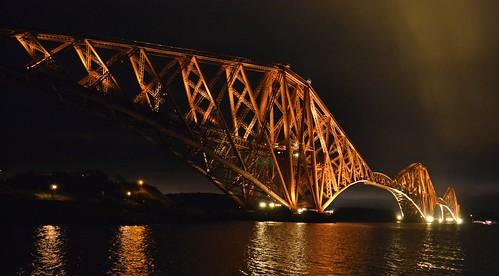 forth rail bridge 2013 north queensferry