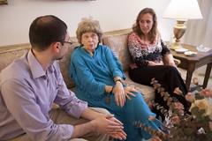 IMG_2401 (fiu) Tags: life family rescue green college foundation neighborhood help medicine herbert interview alert wertheim neighborhoodhelp