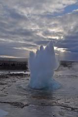 Iceland - Geysir - Strokkur (Harshil.Shah) Tags: circle island golden iceland islandia geyser geysir sland islande islanda  izlanda