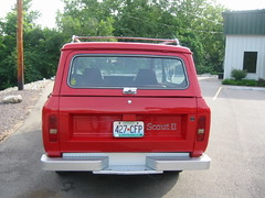 "1980 International Scout • <a style=""font-size:0.8em;"" href=""http://www.flickr.com/photos/85572005@N00/8406516066/"" target=""_blank"">View on Flickr</a>"