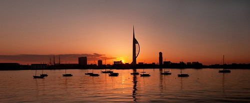 Spinnaker Sunrise