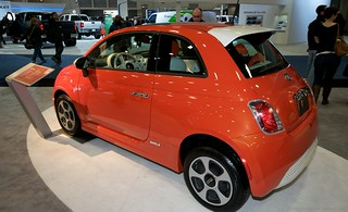 2013 Washington Auto Show - Upper Concourse - Fiat 2 by Judson Weinsheimer
