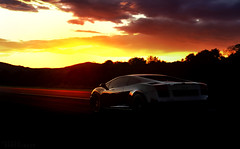 Body lines (IG @abarshingerphoto) Tags: sunset lines clouds contrast canon dark interesting natural highlights explore exotic sick lamborghini supercar gallardo lambo