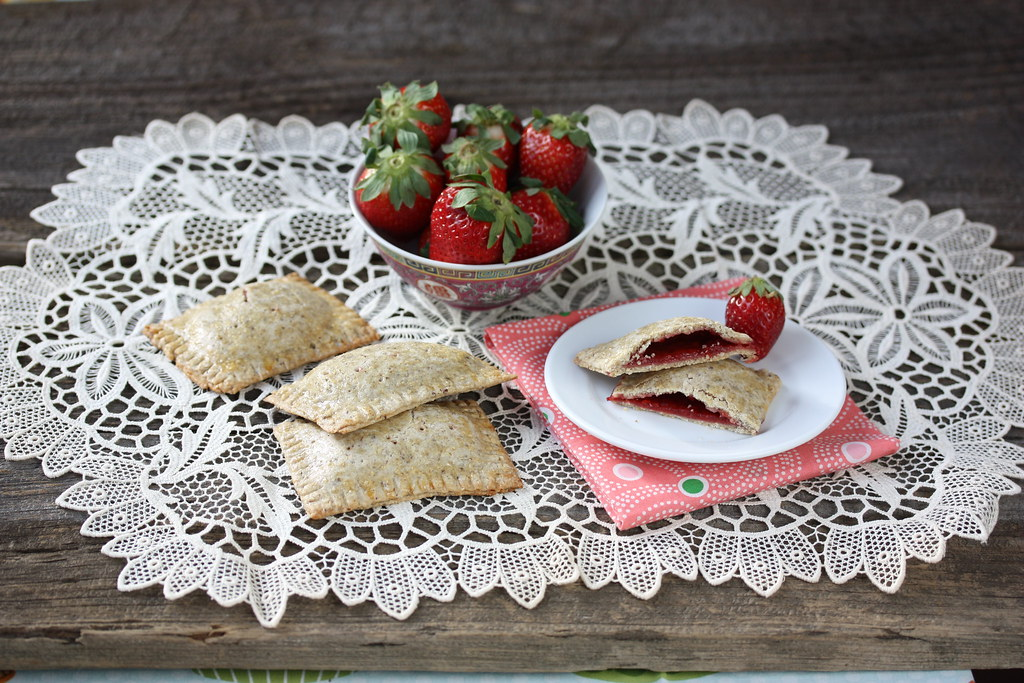 Homemade Toaster Pastries with Driscoll' by mealmakeovermoms, on Flickr