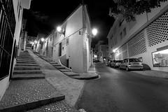 Calles Altea (canonixus1) Tags: street byn night noche calle altea nocturna largaexposicion canon1740 longexposoure canon6d canonixus1