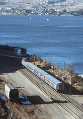 Amtrak F40PH 222 -- 5 Photos (railfan 44) Tags: amtrak