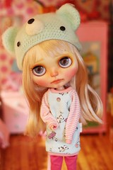 *__* ( Ale K ) Tags: blythe customblythe doll toy kawaii japan faceup chips factory custom
