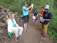 Adult Naturalist Field School Hikes and Classes 2016