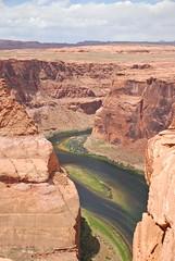 Horseshoe Bend (smilingchris1405) Tags: arizona page untited states america usa horseshoe bend colorado river mander king us highway 89 plateau glen canyon national recreation area lake powell