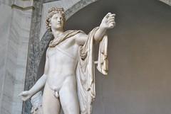 Apolo Belvedere (Aina Soley) Tags: rome vatican statue apollo art apollobelvedere classic ancientgreece