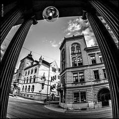 Groe Steinstrae (ZaglFoto.de) Tags: deutschland hallesaale sachsenanhalt street strase streetphotographer streetphotography