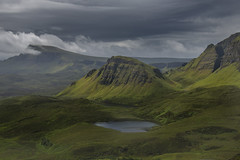 A View from The Quiraing, on The Isle of Skye, in Scotland (erwinberrier) Tags: quiraing skye isleofskye scotland scotish scotishhighlands highlands landscape